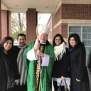 Visit of Bishop Edward J. Burns to sacred Heart Feb. 11, 2018 photo album thumbnail 36