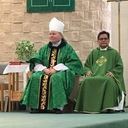 Visit of Bishop Edward J. Burns to sacred Heart Feb. 11, 2018 photo album thumbnail 23