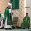 Visit of Bishop Edward J. Burns to sacred Heart Feb. 11, 2018 photo album thumbnail 40