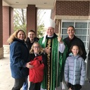 Visit of Bishop Edward J. Burns to sacred Heart Feb. 11, 2018 photo album thumbnail 78